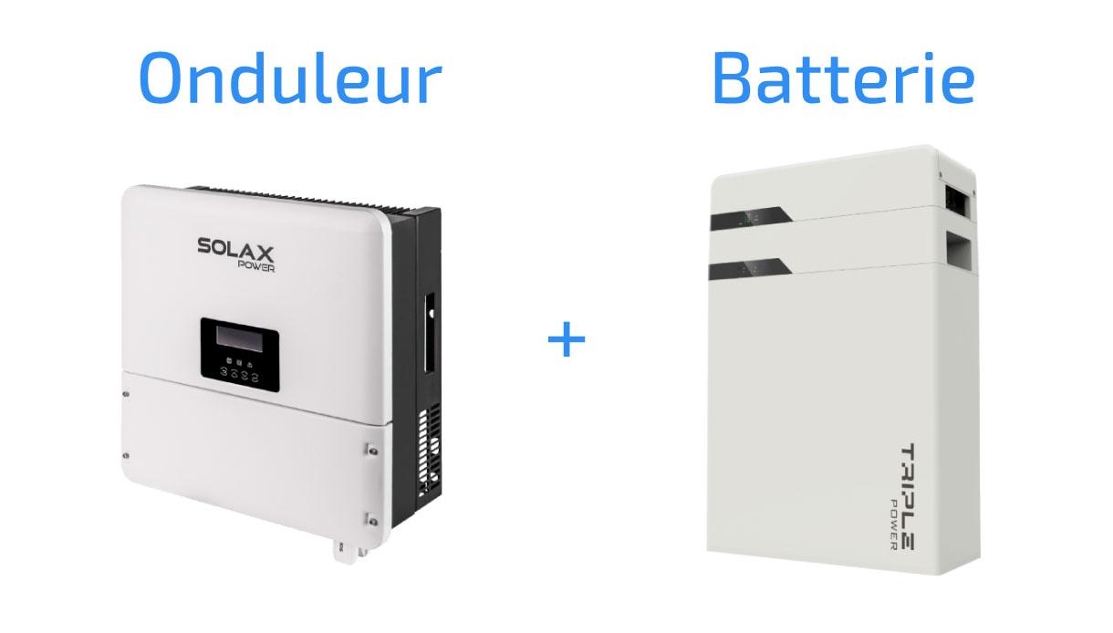 Votre onduleur couplé à une batterie : fini les coupures de courant !